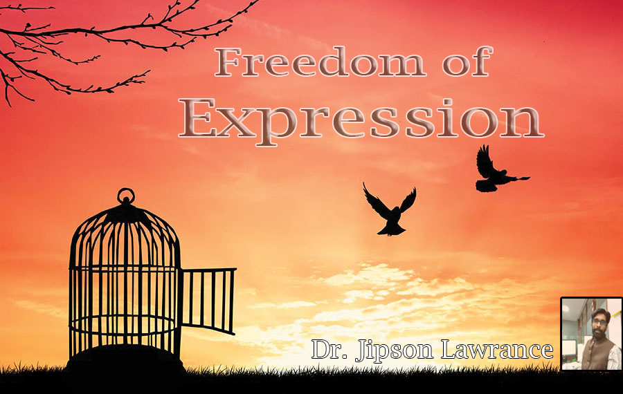 """Freedom of Expression"