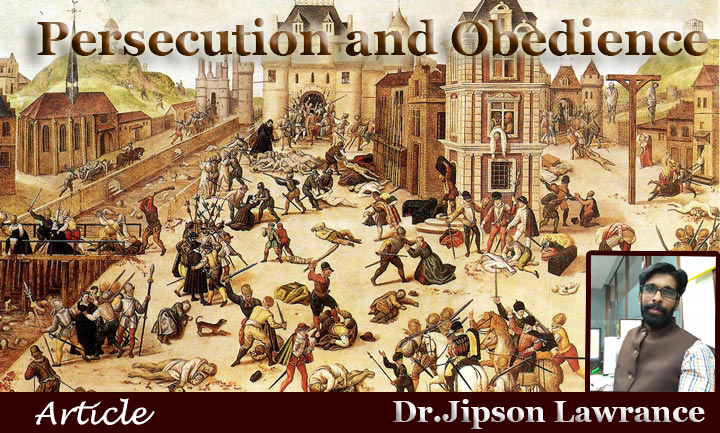 Persecution and Obedience